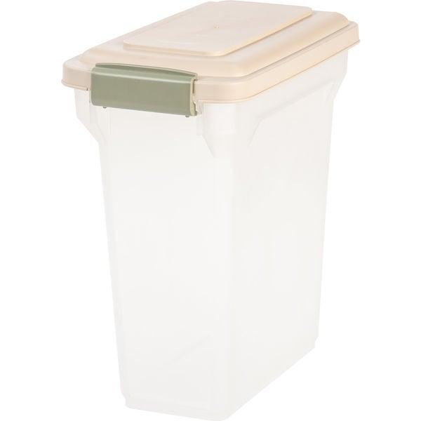 IRIS 15 Quart Airtight Pet Food Container 28577217