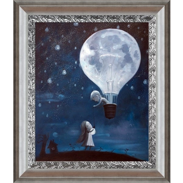 Adrian Borda The Brightest Star Hand Painted Oil Reproduction 28577842