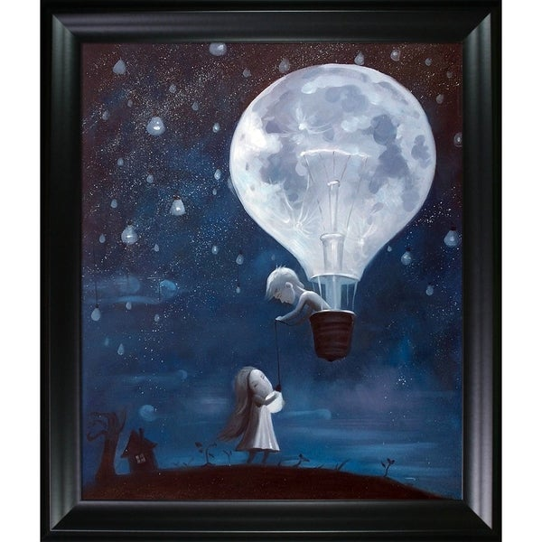 Adrian Borda The Brightest Star Hand Painted Oil Reproduction 28577849