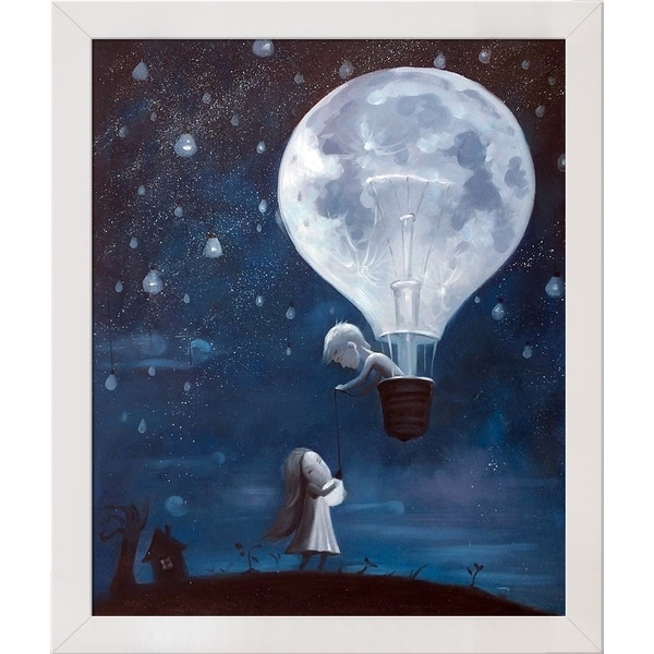Adrian Borda The Brightest Star Hand Painted Oil Reproduction 28580119