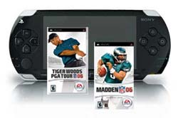 Sony PSP Sports Bundle