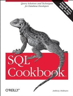 SQL Cookbook (Paperback)