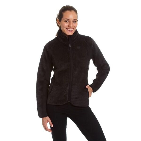 Champion Women's Lux Faux Fur Sherpa Hybrid Jacket 28628836