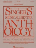 The Singers Musical Theatre Anthology: Soprano (Paperback)