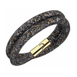 Swarovski Stardust Dorado Double Bracelet - 5152136 28631875