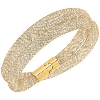 Swarovski Stardust Beige Double Bracelet - 5102549 28631984