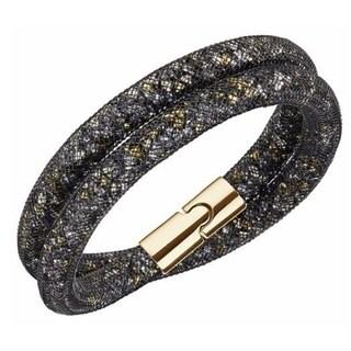 Swarovski Stardust Dorado Double Bracelet - 5184180 28634766