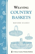 Weaving Country Baskets (Paperback)