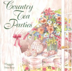Country Tea Parties (Hardcover)