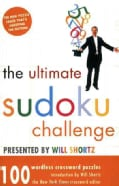 The Ultimate Sudoku Challenge: 100 Wordless Crossword Puzzles (Paperback)