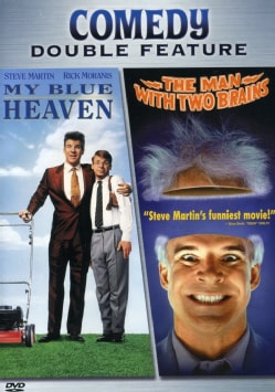 My Blue Heaven/The Man With Two Brains (DVD)