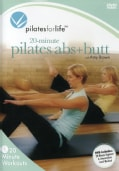 Pilates For Life: 20 Minute Pilates Abs & Butt (DVD)