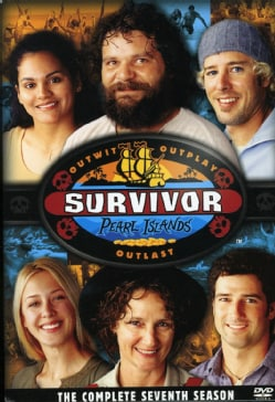 Survivor: Pearl Islands - The Complete Season 7 (DVD)