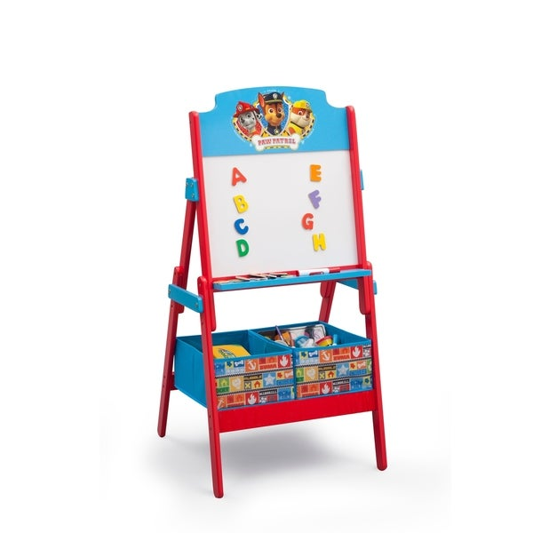 Nick Jr. PAW Patrol Activity Easel with Dry Erase Board and Magnetic Letters - Multi 28661048