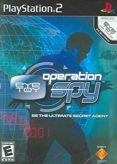 PS2 - Eye Toy Operation Spy Toy