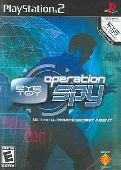 PS2 - Eye Toy Operation Spy Toy