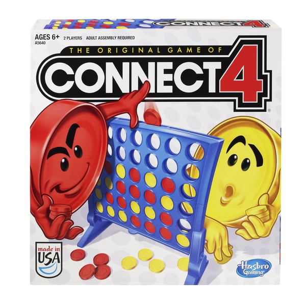 Hasbro Connect 4 Game 28689573