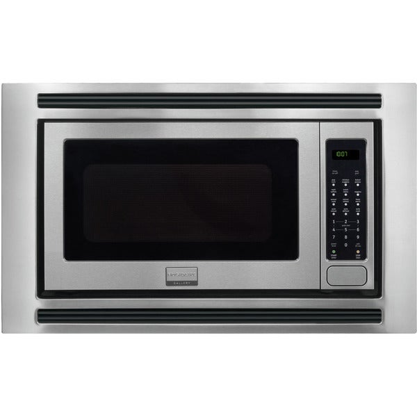 Frigidaire Stainless Gallery 2 Cubic Foot Built-In Microwave (As Is Item) 28691001