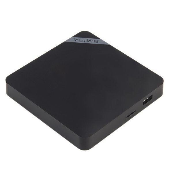 Mini M8S II TV Box Set-top Box Amlogic S905X Android 6.0 Smart Media Player 28728959
