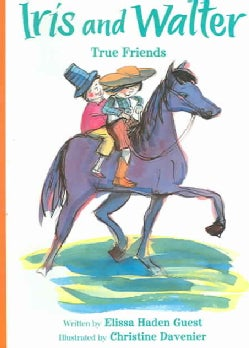 Iris And Walter, True Friends (Paperback)