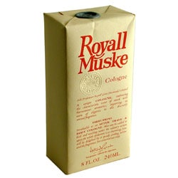 Royall Muske Men's Eight-Ounce Aftershave Lotion Cologne for Romantic Wear
