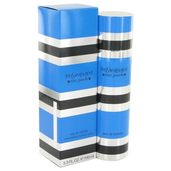 Yves Saint Laurent 'Rive Gauche' Women's 3.3-ounce Eau de Toilette Spray