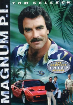 Magnum P.I.: The Complete Third Season (DVD)