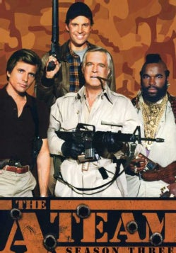 The A-Team: Season 3 (DVD)