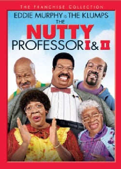 The Nutty Professor I & II (DVD)