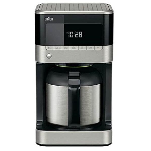 Braun KF7155BK BrewSense Thermal Drip Coffee Maker 28777965
