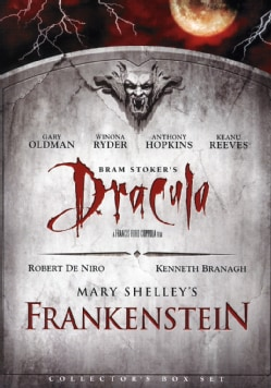 Bram Stoker's Dracula/Mary Shelley's Frankenstein 2PK (DVD)
