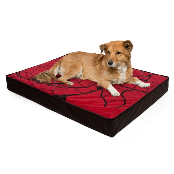 Marvel Spiderman Deluxe Oversized Orthopedic Dog Bed and Cat Bed 28779145