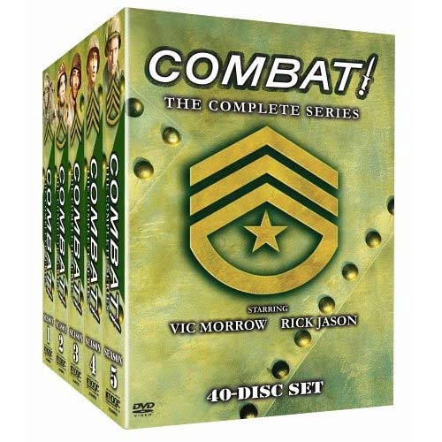 Combat: The Complete Series (DVD)