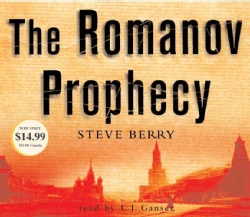The Romanov Prophecy (CD-Audio)