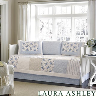 Laura Ashley Seraphina 5-piece Quilted Daybed Cover Set