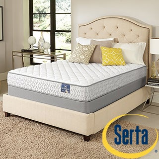 Serta Extravagant Firm Queen-size Mattress Set