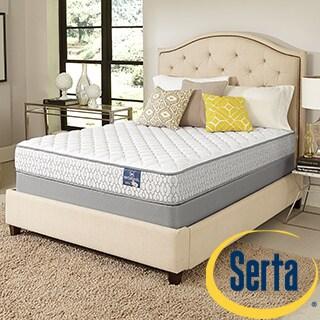 Serta Extravagant Firm Twin-size Mattress Set