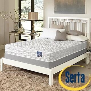 Serta Gleam Firm Twin XL-size Mattress Set