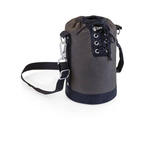 LEGACY Insulated Growler Tote, (Grey with Black) 28837473