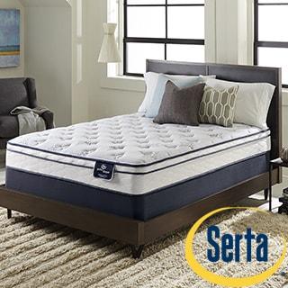 Serta Perfect Sleeper Incite Euro Top Full-size Mattress Set