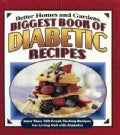 Better Homes and Gardens Biggest Book of Diabetic Recipes (Spiral bound)