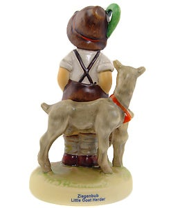 Hummel Little Goat Herder Figurine