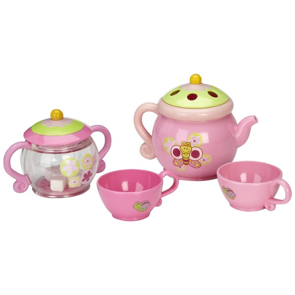 Summer Infant Tub Time Tea Party Set (Set of 5) 28900879