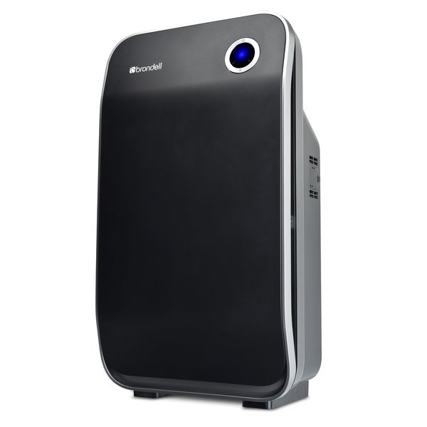 O2+ Halo True HEPA Air Purifier in Black 28901397