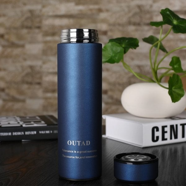 Portable Stainless Steel Vacuum-Insulated Travel Mug 28901577