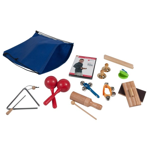 Westco Bag Of Beats Kit Musical Instrument Toy 28907813