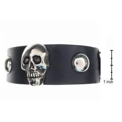 Studded Leather Wrist Band