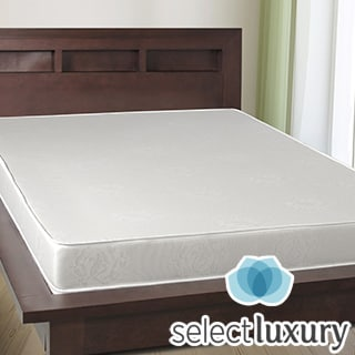 Select Luxury 6-inch Twin XL-size Airflow Double-sided Foam Mattress