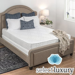 Select Luxury 8-inch Queen-size Airflow Double Sided Foam Mattress