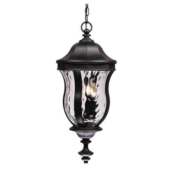 Monticello Black Hanging Lantern 28954662